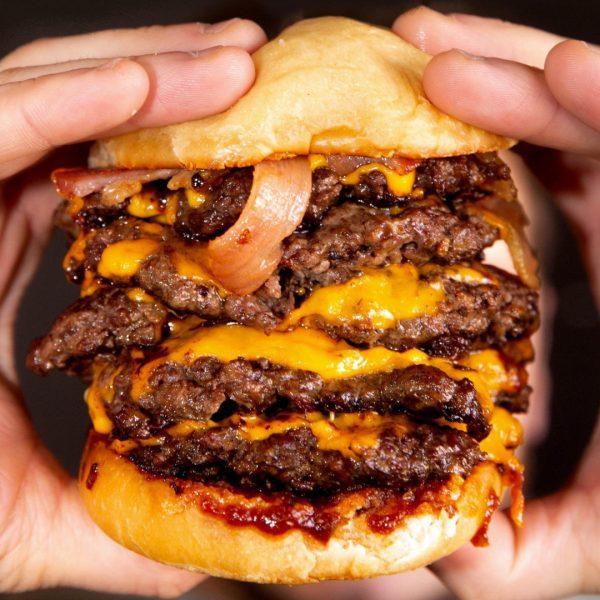 13 Not So Basic Burger Recipes
